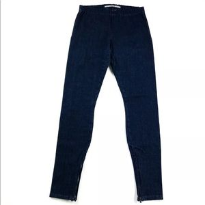Joes Jeans The Legging Pull on Jeans XS Dark